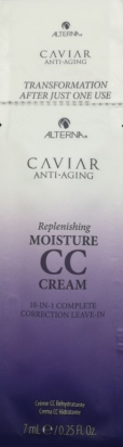 Caviar Replenishing Moisture CC Cream Sachet