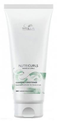 Nutricurls Waves & Curls Cleansing Conditioner