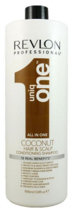 Uniq One All In One Coconut Hair & Scalp Conditioning Shampoo MAXI