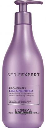Série Expert Liss Unlimited Shampoo 500 ml