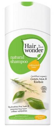 Natural Shampoo Coloured Hair