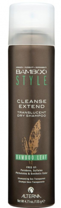 Bamboo Style Cleanse Extend Dry Shampoo Bamboo Leaf