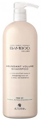 Bamboo Abundant Volume Shampoo MAXI