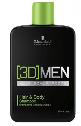 [3D]Mension Hair & Body Shampoo