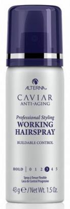 Caviar Working Hair Spray MINI