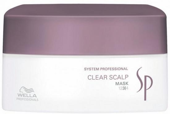 Clear Scalp Mask MAXI