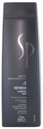 SP Men Refresh Shampoo