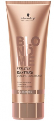 Blond Me Keratin Restore Bonding Conditioner All Blondes