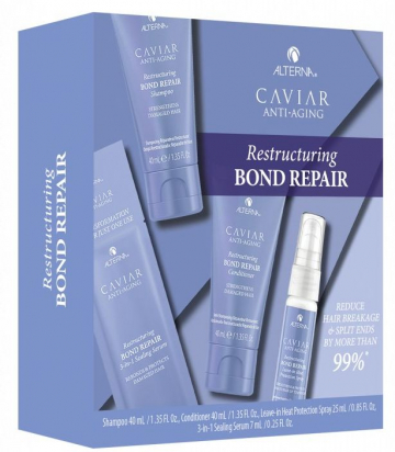 Caviar Restructuring Bond Repair Consumer Trial Kit