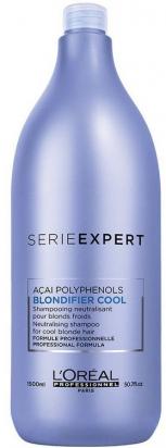 Série Expert Blondifier Cool Shampoo MAXI