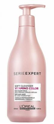 Vitamino Color Resveratrol Soft Cleanser 500 ml