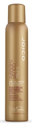K-Pak Color Therapy Dry Oil Spray
