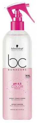 BC Bonacure pH 4.5 Color Freeze Spray Conditioner XXL