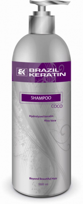 Moisturizing Coconut Shampoo MAXI