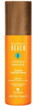 Bamboo Beach Summer Ocean Waves