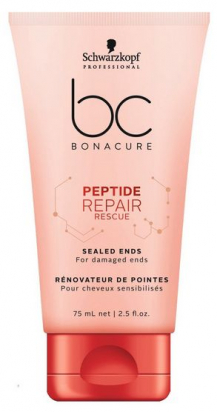 BC Bonacure Peptide Repair Rescue Sealed Ends