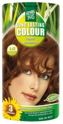 Long Lasting Colour Copper Mahogany 6.45
