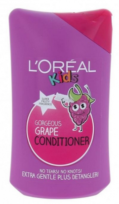 Kids Gorgeous Grape Conditioner