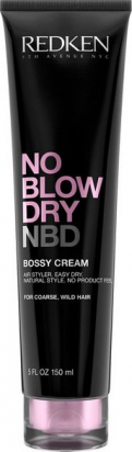 No Blow Dry Bossy Cream