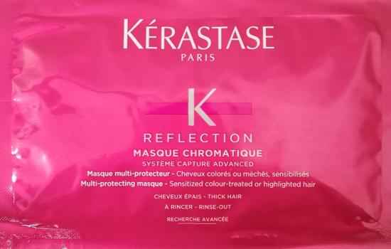 Reflection Masque Chromatique Épais Sachet