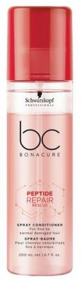 BC Bonacure Peptide Repair Rescue Spray Conditioner