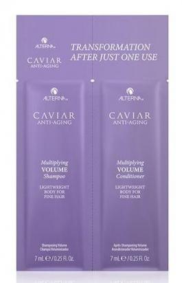 Caviar Multiplying Volume Duo Sachet