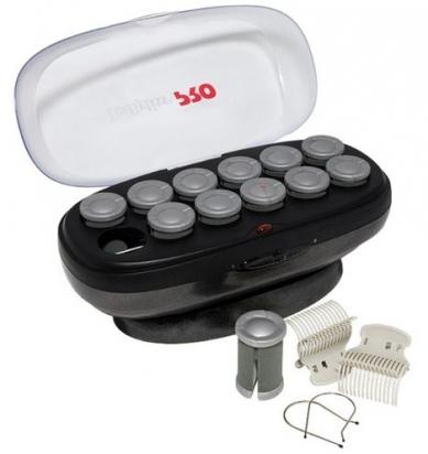 Ceramic Jumbo Hot Rollers BAB3025E