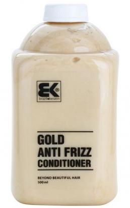 Anti Frizz Gold Conditioner 500 ml