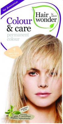 Permanent Colour Very Light Blond 9