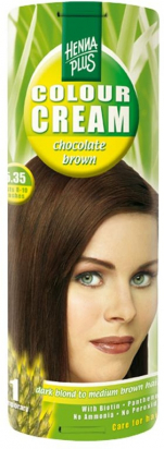 Colour Cream Chocolate Brown 5.35