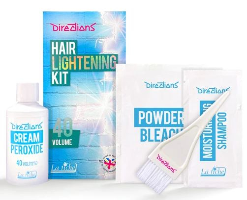 Hair Lightening KIT 40 Vol 12%