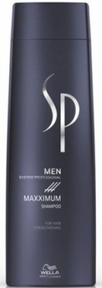 SP Men Maxximum Shampoo