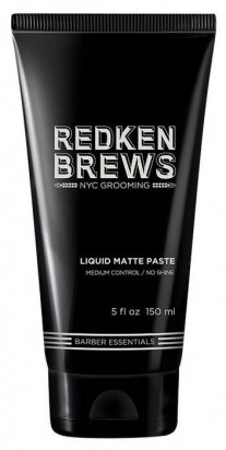 Brews Liquid Matte Paste