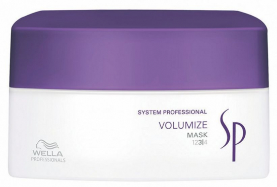 Volumize Mask