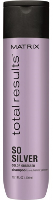 Total Results Color Obsessed SoSilver Shampoo