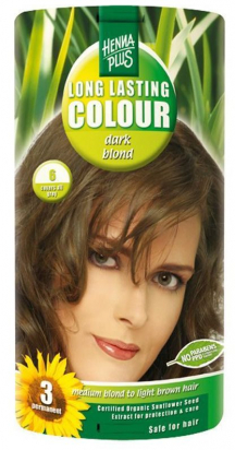 Long Lasting Colour Dark Blond 6