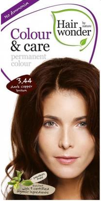 Permanent Colour Dark Copper Brown 3.44