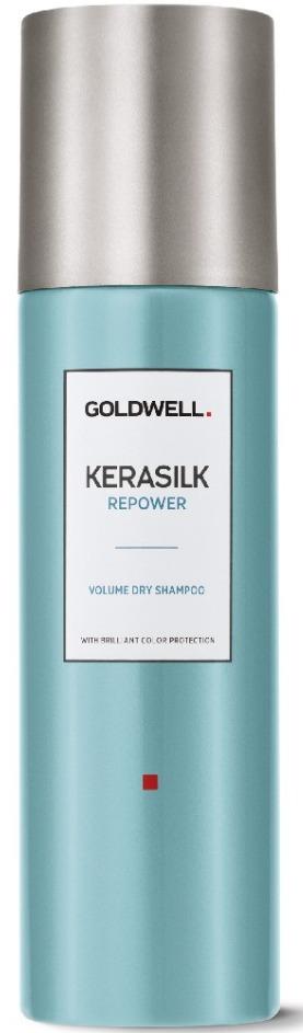 Goldwell Kerasilk Repower Volume Dry Shampoo - suchý šampon pro objem jemných vlasů 200 ml