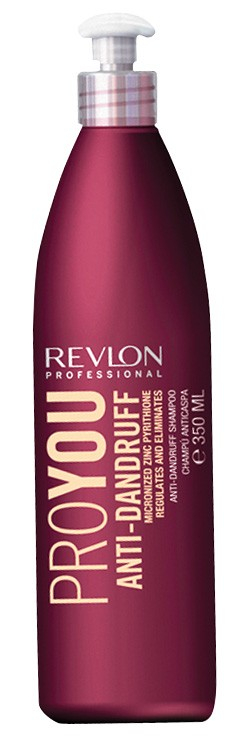 Revlon Pro You Anti-Dandruff Shampoo - šampon proti lupům 350 ml