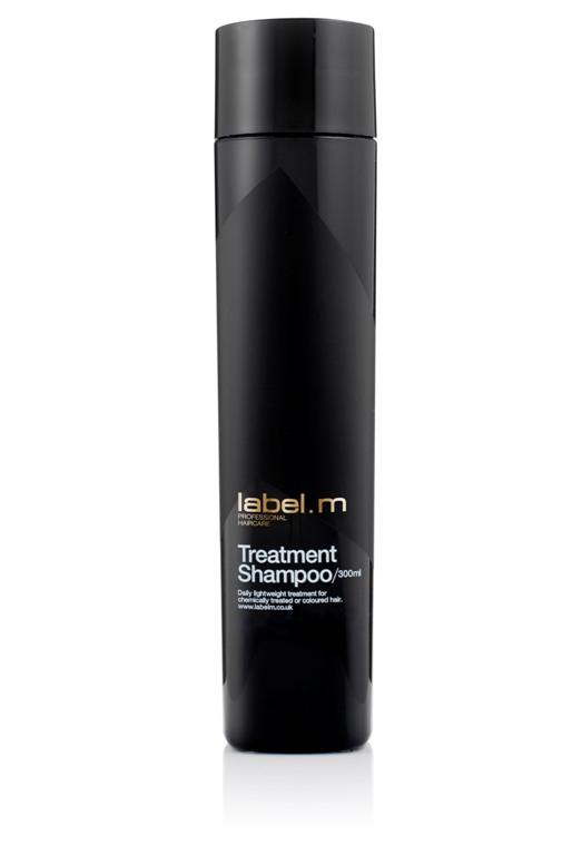 Label.m Treatment Shampoo MINI - pečující lehký šampon pro denní použití 60 ml