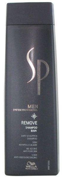 Wella System Professional SP Men Remove Shampoo - šampon proti lupům 250 ml