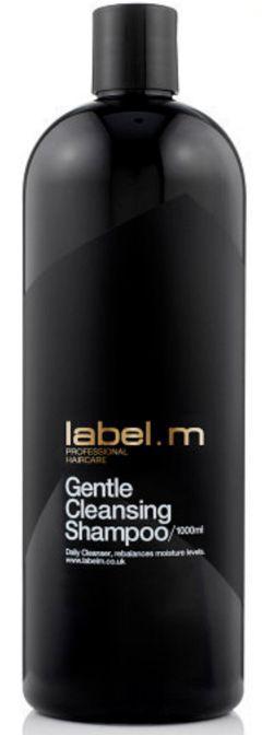 Label.m Gentle Cleansing Shampoo MAXI - jemný šampon pro denní použití 1000 ml