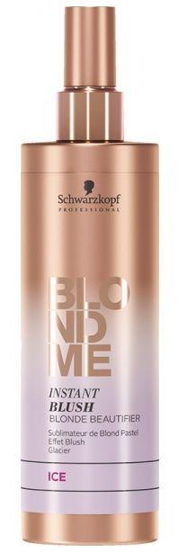 Schwarzkopf Blond Me Instant Blush Blonde Beautifier Ice - barva ve spreji 250 ml
