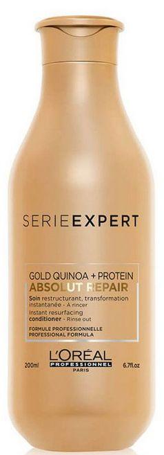 ĽOréal Professionnel Série Expert Absolut Repair Gold Quinoa + Protein Conditioner - kondicionér pro