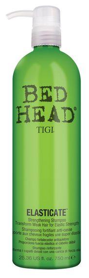 TIGI Bed Head Elasticate Strengthening Shampoo MAXI - posilující proteinový šampon 750 ml