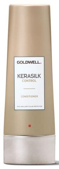 Goldwell Kerasilk Control Conditioner - luxusní kondicionér pro krepaté a nepoddajné vlasy 200 ml