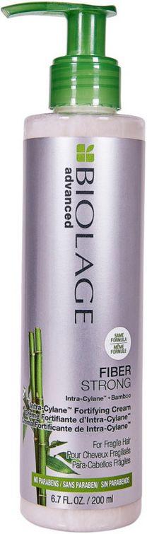 Matrix Biolage FiberStrong Intra-Cylane Fortifying Cream - posilující krém pro křehké a oslabené vlasy 200 ml