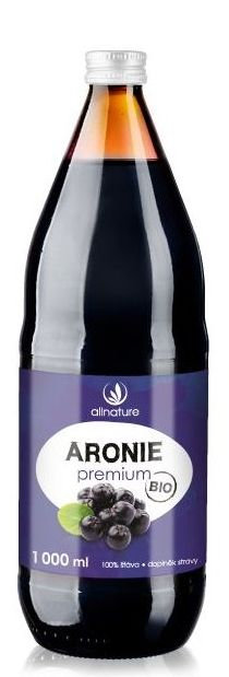 Allnature Aronie BIO 1000 ml - 1000 ml