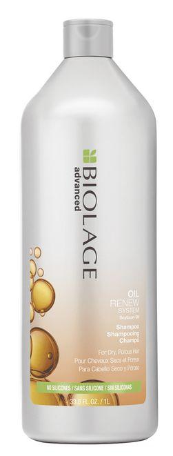 Matrix Biolage Advanced Oil Renew Shampoo MAXI - hydratační šampon pro suché vlasy 1000 ml