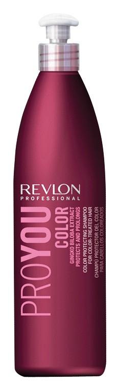 Revlon Pro You Color Shampoo - šampon pro barvené vlasy 350 ml